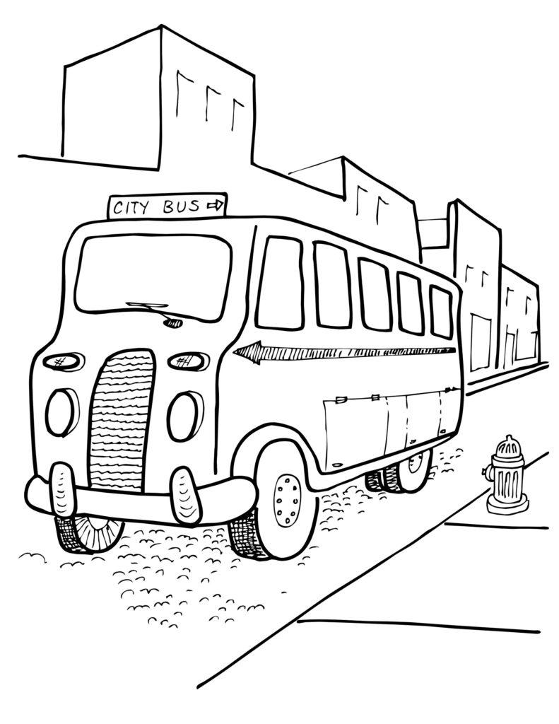 Автобус Сити бас
