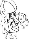 Малыш на гидроцикле