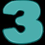 Раскраска буква З