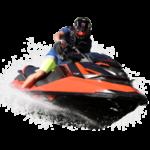 Раскраски водный мотоцикл (гидроцикл)