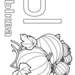 Азбука Ы с тыквой