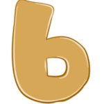 Раскраска буква Ь мягкий знак