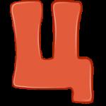 Раскраска буква Ц