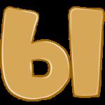 Раскраска буква Ы