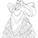 Раскраски принцесса Винкс