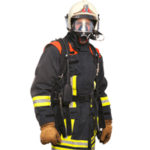 Раскраски пожарных для детей