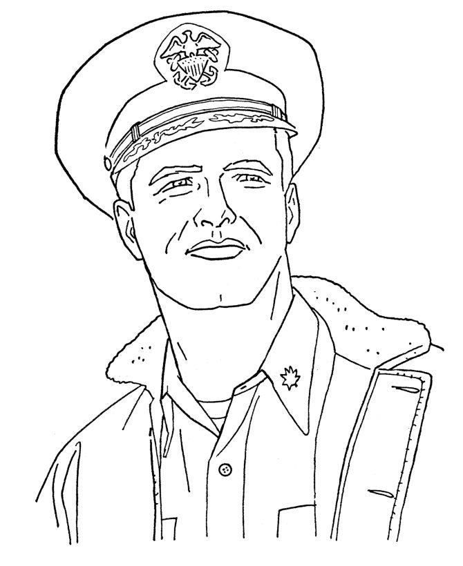 Военный моряк
