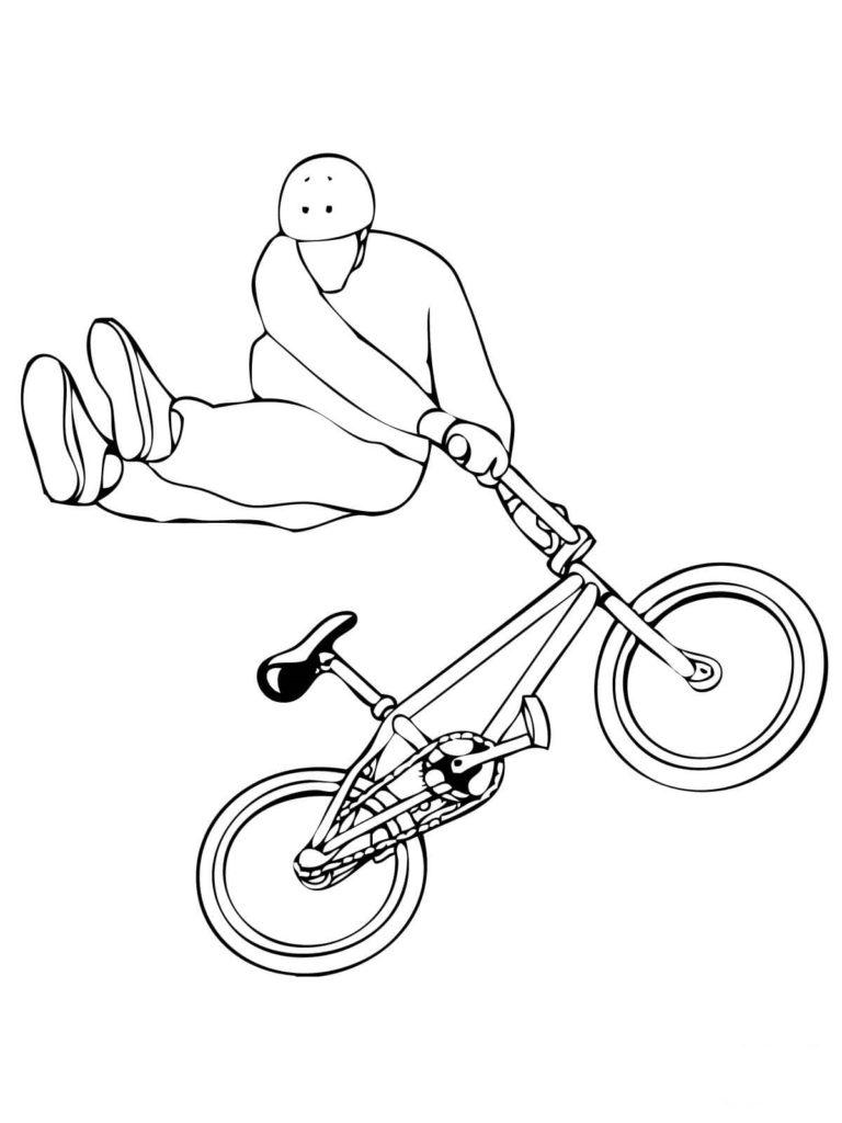 Фристайл на велосипеде