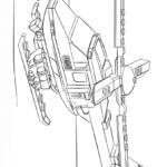 Раскраска лего вертолет