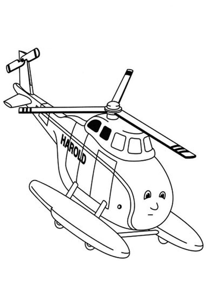 Раскраски вертолет для детей 3 4 лет