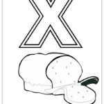 Азбука Х с хлебом