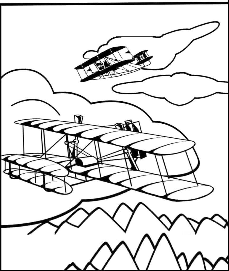 Первые аэропланы