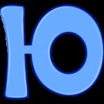 Раскраска буква Ю