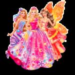 Раскраски куклы Барби распечатать