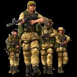 Рубрика раскраска военные солдаты